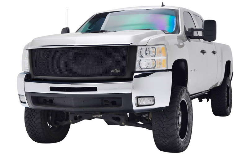 EAG Wire Mesh Grille for Chevrolet Silverado